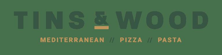 Tins and Wood logo